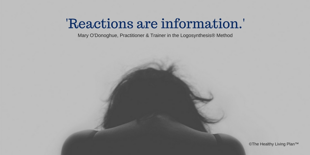 reactions-are-information